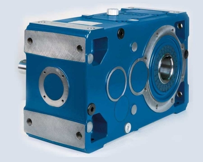 Helical and bevel helical gear reducers 01