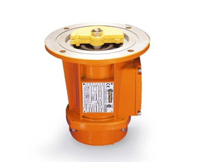 Electric Vibrators with top mounting flange-MTF