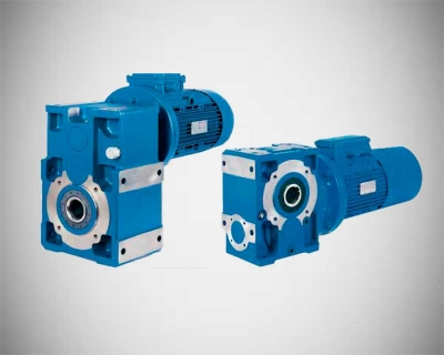 Helical and bevel helical Gearmotors