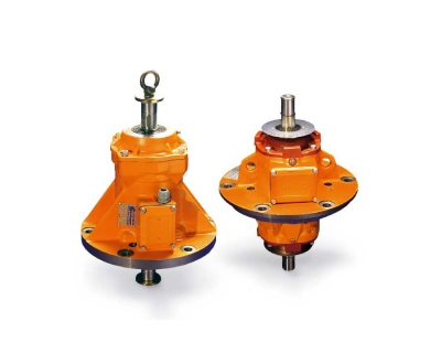 Electric Vibrators with top mounting flange-MVB